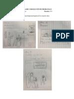 Bocetos de las ideas