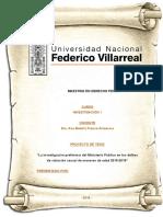 TRABAJO-REVICTIMIZACION DE MENORES