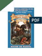 Tolkien Quest 1 • Noche Del Nazgûl