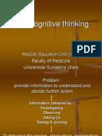 Metacognitive