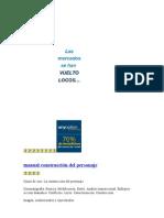 MANUAL DE CONSTRUCCIÓN DEL PERSONAJE