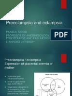 Pre Eclampsia and Eclampsia