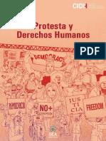 Protest Ay Derechos Human Os