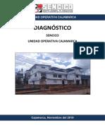 Diagnostico Institucional Sencico - Cajamarca