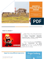 seminar - dealing with anger