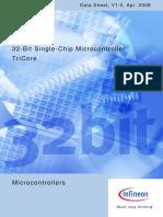 Infineon TC1766 DS v01 00 En