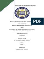 Derecho Comercial 3