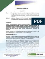 Proyecto Circular Informacio Retracto Decreto 1074 2015