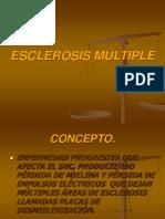 escleorosis multiple