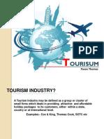 3- Tourism Industries