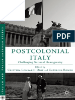 (Italian and Italian American Studies) Cristina Lombardi-Diop, Caterina Romeo (eds.)-Postcolonial Italy_ Challenging National Homogeneity-Palgrave Macmillan US (2012).pdf