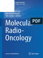 [Recent Results in Cancer Research 198] Michael Baumann, Mechthild Krause, Nils Cordes (eds.) - Molecular Radio-Oncology (2016, Springer-Verlag Berlin Heidelberg)