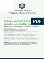 International Journal of Orthopedics