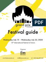GPT Festival Guide