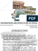 ARRIVALOF  MORDANIAZEM IN INDIAN ARCHITECTURE-SUB.BY-JAY SINGH YADAV..pdf