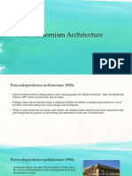 Post Independence Architecture (vishal, anisha).pptx