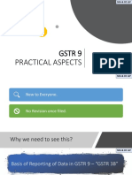 Practical Aspects_GST Annual Return