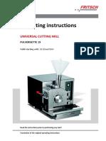 Fritsch P 10 Manual.pdf