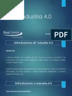 Presentazione Industria 4.0 - Udine3D