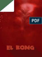 El Kong, guión cinematográfico