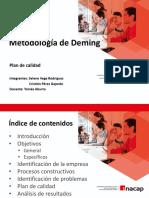 Metodología de Deming