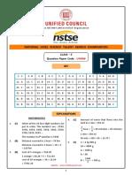 Class_05_NSTSE_Solution_Paper_456_2019