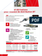 Jonctions Derivations Reseaux Distribution Bt-2018
