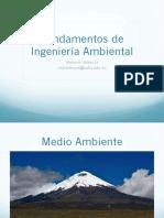 Fundamentos ingenieria ambiental