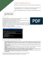 Cómo enviar correos desde localhost con XAMPP y Mercury/32