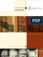 Folleto Filosofia Web