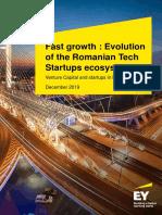 Evolution of the Romanian Tech Startups Ecosystem 2019_EN