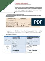 Conclusion Descriptiva Inicial Primaria