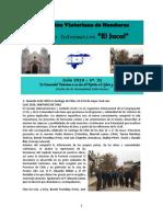 JACAL - Comunidad Viatoriana de Jutiapa (Honduras) - Nº 31 - Julio 2019