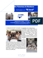 JACAL - Comunidad Viatoriana de Jutiapa (Honduras) - Nº 32 - Septiembre 2019