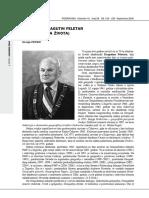 Akademik Dragutin Feletar (Uz 75 Godina Života) - Hrvoje Petrić