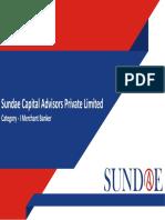 Sundae Capital Advisors Private Limited