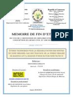 MEMOIR PROJET ROUTIER ESPERANT D24072019 ENSPM.docx