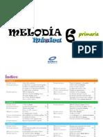 Melodía 6 Galicia en Castelán.original