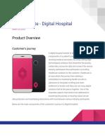 Product Note - Digital Hospital
