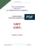 Catalog(GBT)