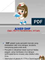 askep DHF