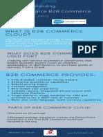Understanding Salesforce B2B Commerce Cloud