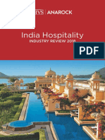 HVS - HVS-Anarock-India-Hospitality-Industry-Review-2018