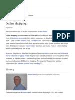 Online Shopping - Wikipedia, The Free Encyclopedia 1
