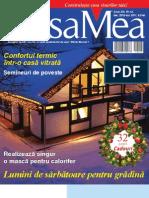 Revista Casa Mea Decembrie 2010 - Ianuarie 2011