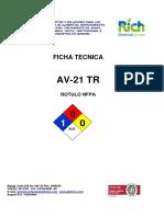 AV-21 TR