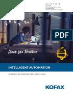 Intelligent automation