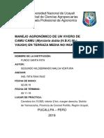 PPP VIVERO DE CAMU CAMU