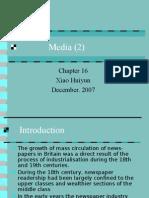Chapter 16 Media (2)