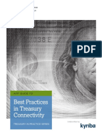 AFP Guide to Best Practices in Treasury Connectivity